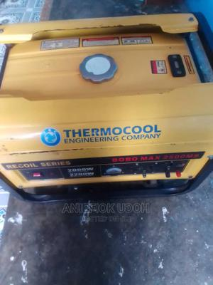 Thermocool Generator Bobo Max 2500ms | Electrical Equipment for sale in Ogun State, Odeda