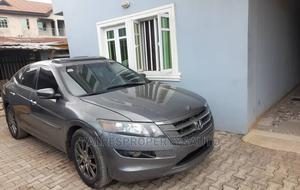 Honda Accord CrossTour 2010 EX-L AWD Gray | Cars for sale in Lagos State, Ogba