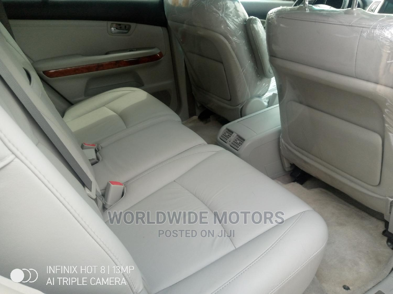 Lexus RX 2009 350 4x4 Gray   Cars for sale in Apapa, Lagos State, Nigeria