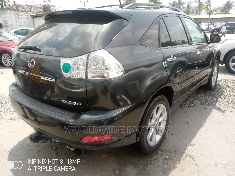 Lexus RX 2009 350 4x4 Gray