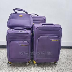 Portable Zippered Leaderpolo Trolley Luggage Bag | Bags for sale in Lagos State, Ikeja