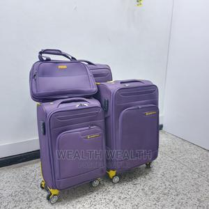 Distributors of Leaderpolo Trolley Luggage Bag | Bags for sale in Lagos State, Ikeja