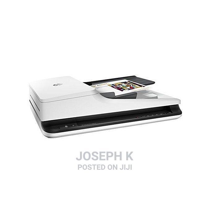 Archive: Scanjet PRO 2500 F1 Flatbed Scanner