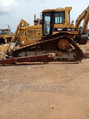 Tokunbo Caterpillar Bulldozer D6H | Heavy Equipment for sale in Lagos State, Ajah