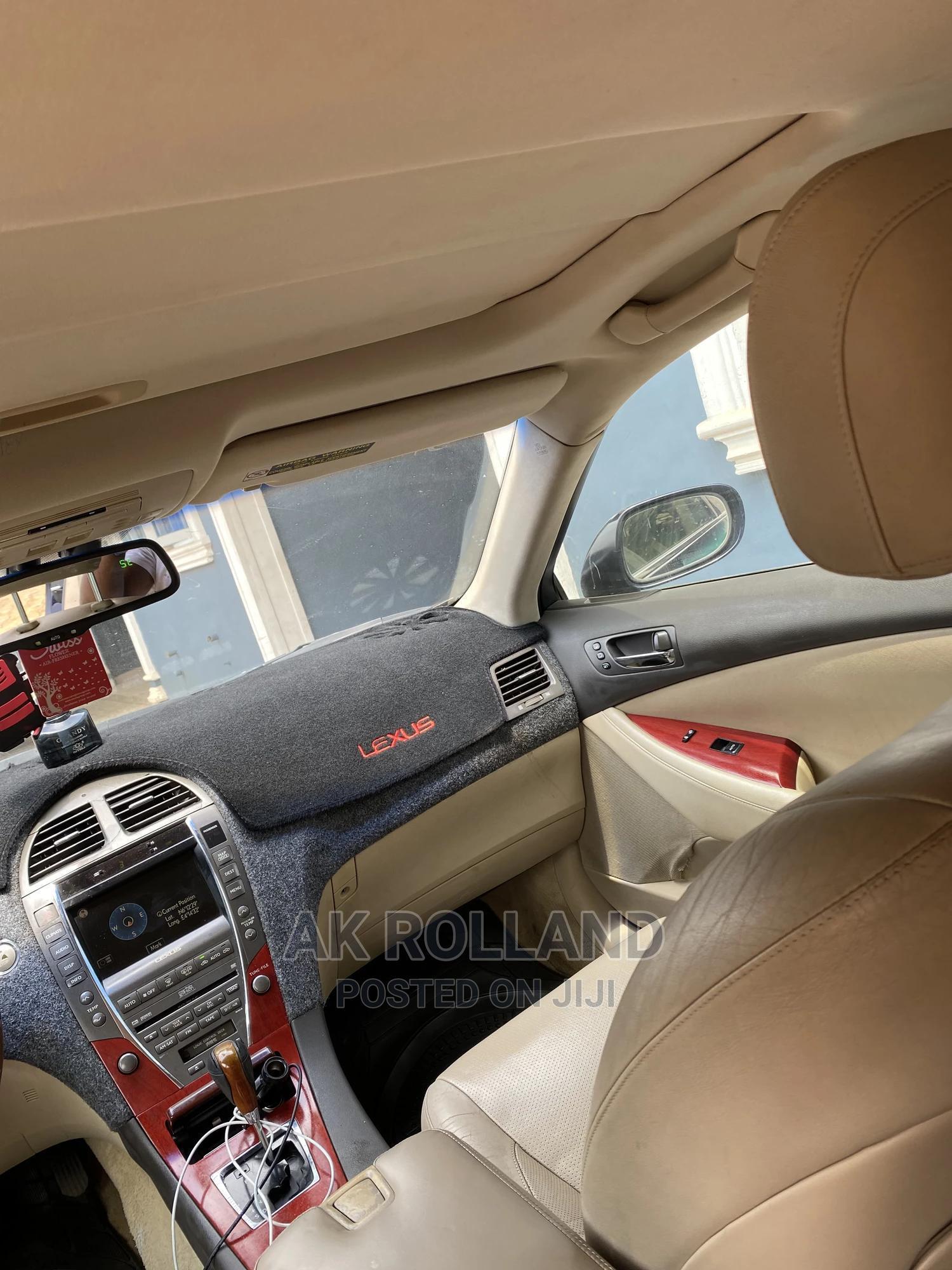Lexus ES 2008 350 Blue | Cars for sale in Ikeja, Lagos State, Nigeria