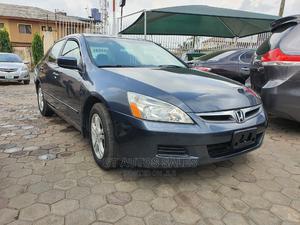 Honda Accord 2007 Sedan EX Gray   Cars for sale in Lagos State, Ikeja