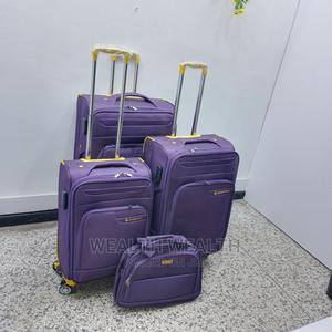 Standard Executive Polyester Leader Polo Luggage Bag | Bags for sale in Lagos State, Ikeja