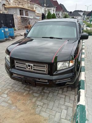 Honda Ridgeline 2007 Black | Cars for sale in Lagos State, Isolo