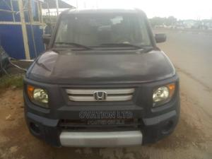 Honda Element 2007 EX 4WD Automatic Black | Cars for sale in Lagos State, Abule Egba