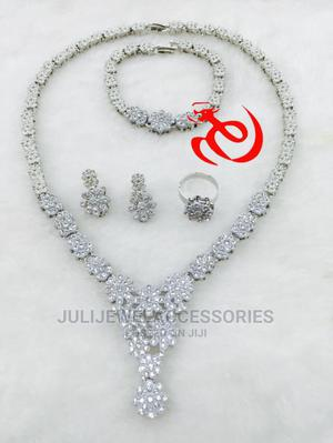 White Costume Jewelry   Jewelry for sale in Lagos State, Ojo