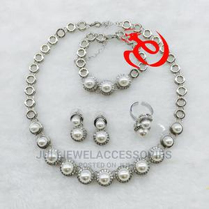 Silver Costume Jewelry   Jewelry for sale in Lagos State, Ojo