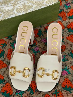 High Quality GUCCI HEELS for Women | Shoes for sale in Lagos State, Magodo