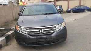 Honda Odyssey 2012 EX-L Gray | Cars for sale in Lagos State, Surulere