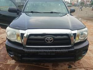 Toyota Tacoma 2008 4x4 Double Cab Black   Cars for sale in Oyo State, Ibadan