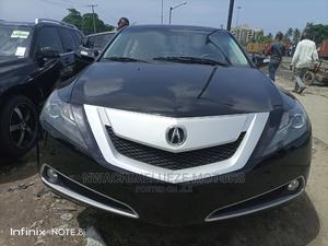 Acura ZDX 2010 Base AWD Black   Cars for sale in Lagos State, Apapa