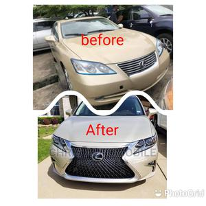 Upgraded Lexus Es350 2008 to 2018 | Automotive Services for sale in Lagos State, Mushin