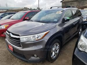 Toyota Highlander 2014 Gray   Cars for sale in Lagos State, Apapa