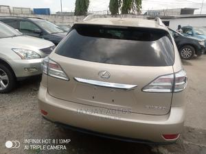 Lexus RX 2012 350 FWD Gold   Cars for sale in Lagos State, Apapa