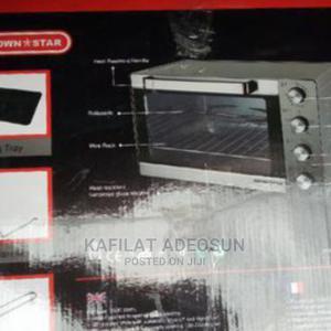 Crown Star 40L Electric Toaster Oven   Kitchen Appliances for sale in Lagos State, Lagos Island (Eko)