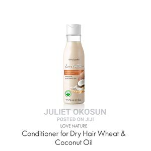 Love Nature Wheat and Coconut Conditioner | Hair Beauty for sale in Enugu State, Enugu