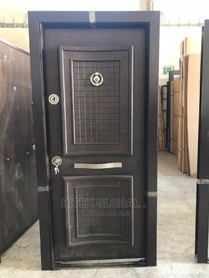 3ft Turkey Security Embossed Door   Doors for sale in Lagos State, Orile