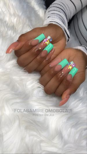 Makeup, Gele and Nails   Health & Beauty Services for sale in Lagos State, Yaba