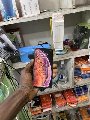 Apple iPhone XS Max 512 GB Gold | Mobile Phones for sale in Rivers State, Port-Harcourt