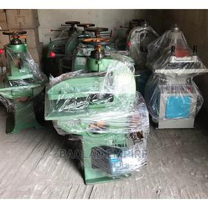 Hydraulic Nylon Punching Machine | Manufacturing Equipment for sale in Lagos State, Ojo