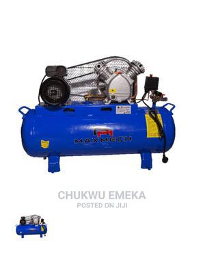 Maxmech 100liters Air Compressor | Electrical Equipment for sale in Lagos State, Lagos Island (Eko)