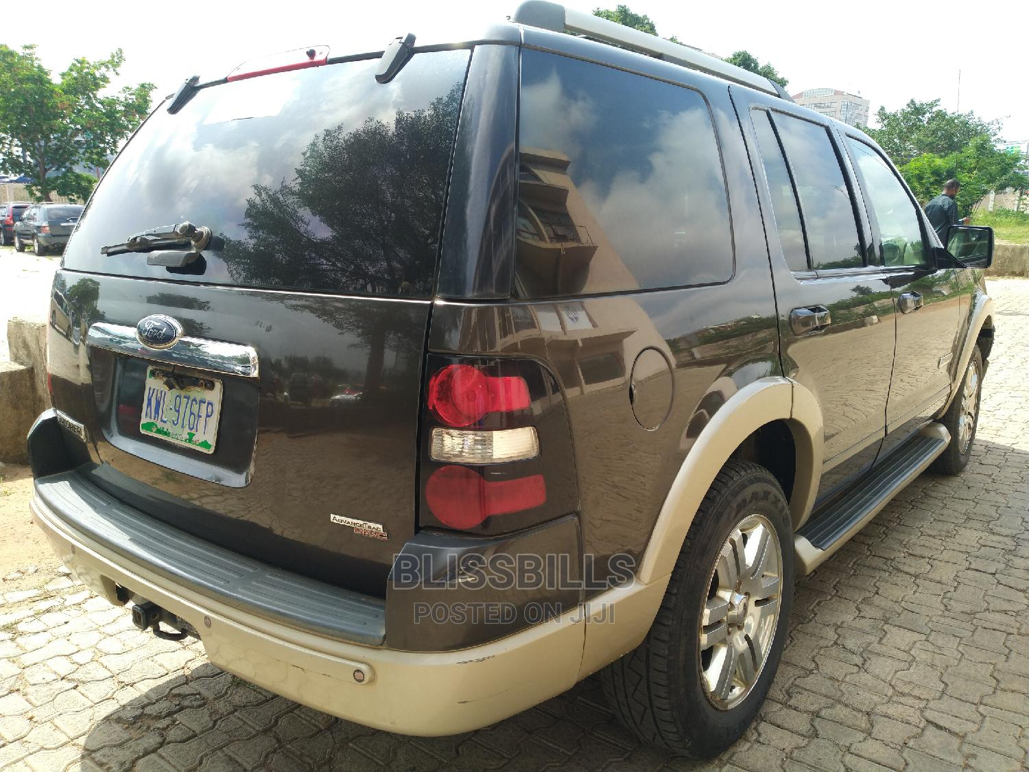 Archive: Ford Explorer 2006 Brown