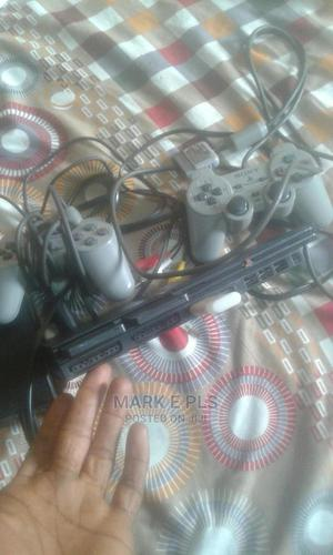 PS 2 Slim With 2pads   Video Game Consoles for sale in Delta State, Warri