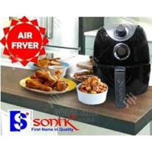 Sonik 2 Litres AIR FRYER With 360° Heating Rotation.   Kitchen Appliances for sale in Lagos State, Lagos Island (Eko)