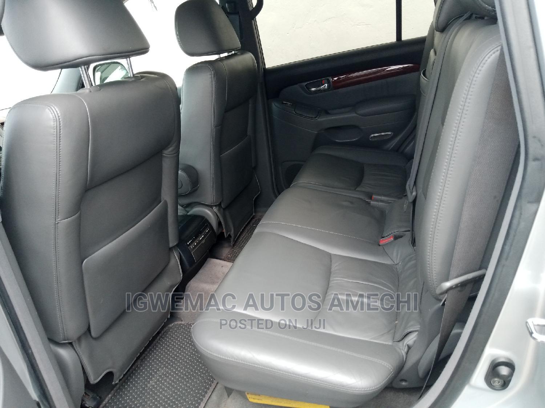 Lexus GX 2009 470 Silver | Cars for sale in Amuwo-Odofin, Lagos State, Nigeria