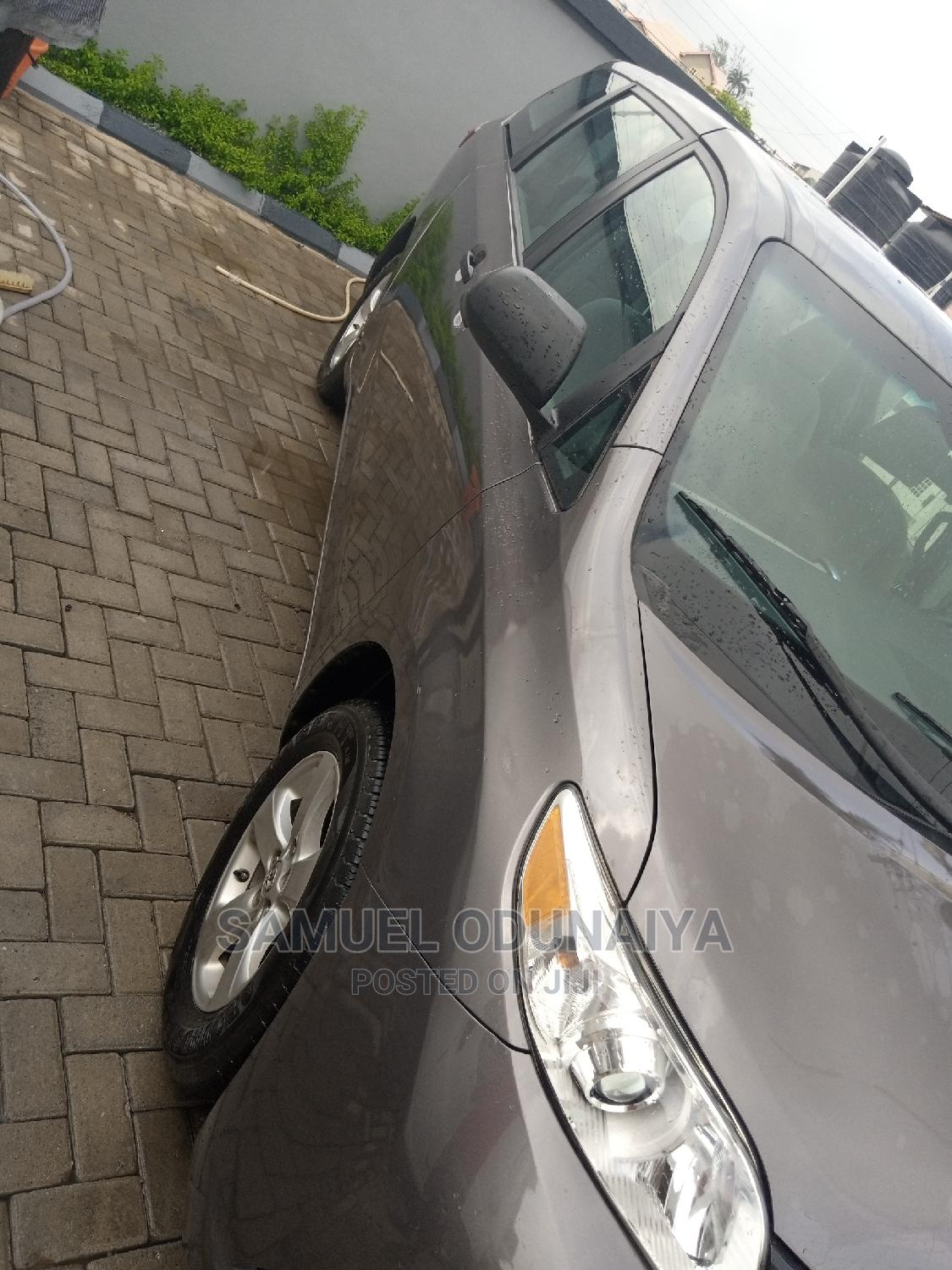 Toyota Sienna 2015 Gray | Cars for sale in Ikeja, Lagos State, Nigeria