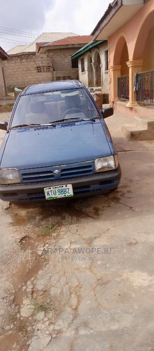 Nissan Micra 1992 Blue   Cars for sale in Oyo State, Ibadan