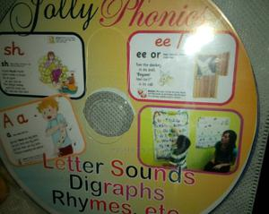 Jolly Phonics Dvds | CDs & DVDs for sale in Lagos State, Agege