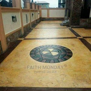 Concrete Stamp Floor and Installation | Building Materials for sale in Lagos State, Lekki