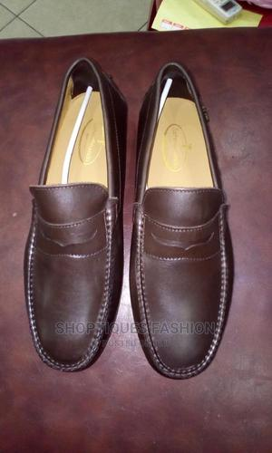 Brown Italian Loafers Shoe   Shoes for sale in Lagos State, Surulere
