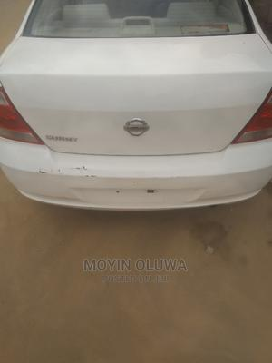 Nissan Sunny 2007 White   Cars for sale in Lagos State, Abule Egba