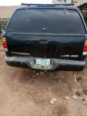Toyota Tundra 2004 Automatic Black | Cars for sale in Oyo State, Ido