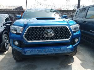 Toyota Tacoma 2018 TRD Sport Blue | Cars for sale in Lagos State, Amuwo-Odofin