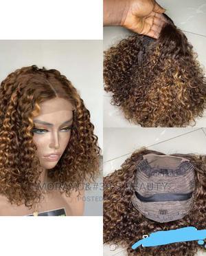 Brown Kinky Curls | Hair Beauty for sale in Lagos State, Ikeja