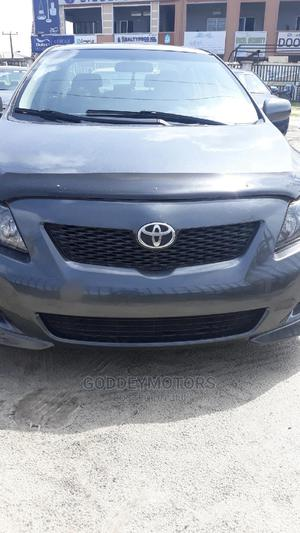 Toyota Corolla 2009 Gray | Cars for sale in Lagos State, Ajah