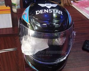 Denstar Riders Helmet   Vehicle Parts & Accessories for sale in Lagos State, Yaba