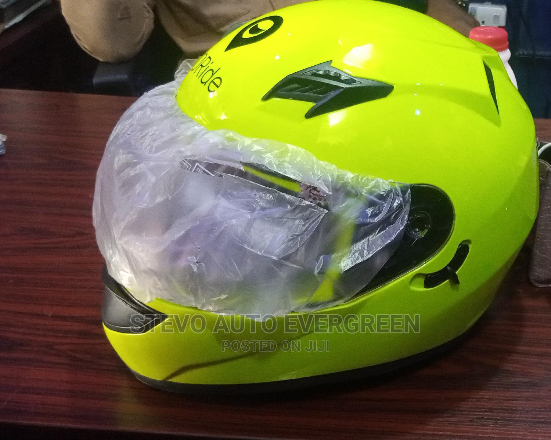 Riders Helmet