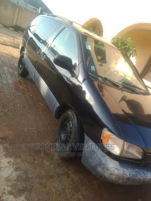 Toyota Sienna 1999 XLE Black   Cars for sale in Lagos State, Abule Egba