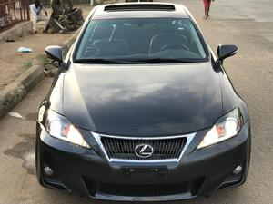 Lexus IS 2011 250 Automatic Gray | Cars for sale in Lagos State, Ikeja