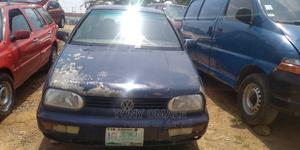 Volkswagen Golf 2000 1.4 Blue   Cars for sale in Abuja (FCT) State, Kubwa