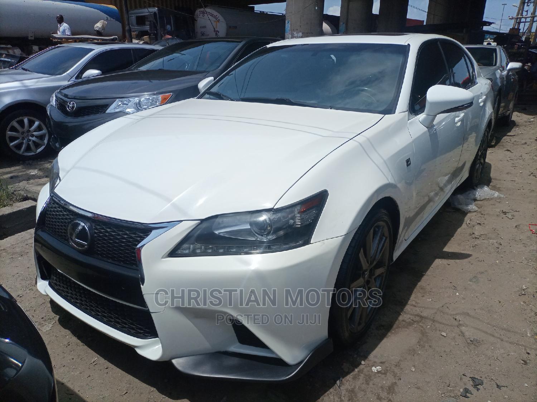 Archive: Lexus GS 2014 White