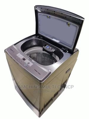 Hisense Washing Machine Automatic Top Loader Wm1102   Home Appliances for sale in Lagos State, Ojo